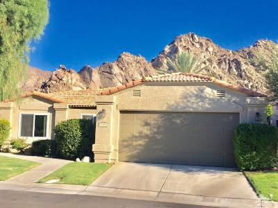 La Quinta Single Family Home For Sale: 48231 Calle Florista