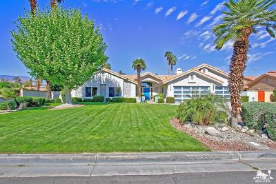 Rancho Mirage Single Family Home For Sale: 36745 Palmdale Road