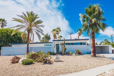 Palm Springs Single Family Home For Sale: 3420 E Camino Rojos