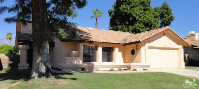 Cathedral City Single Family Home For Sale: 34127 Suncrest Drive