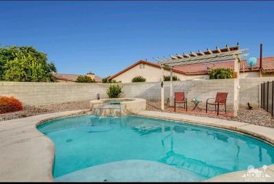 Indio Single Family Home For Sale: 47736 Taft Street
