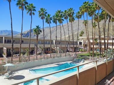 Palm Springs Condo/Townhouse For Sale: 277 E Alejo Road #210