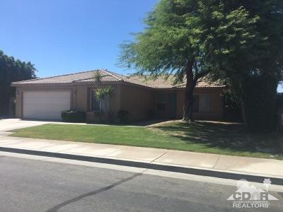 Indio Single Family Home For Sale: 83417 Albion Drive