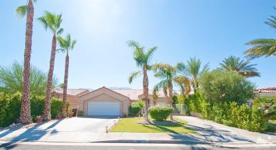 Cathedral City Single Family Home For Sale: 30075 Del Yermo