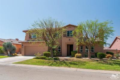 Indio Single Family Home For Sale: 41343 Butler Court