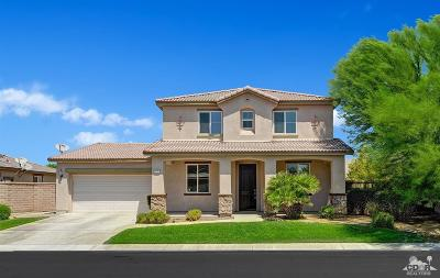 Indio Single Family Home For Sale: 82182 Padova Drive