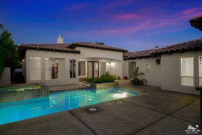 Palm Desert Single Family Home For Sale: 110 Paseo Montecillo