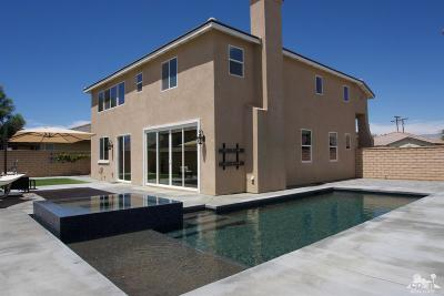 Indio Single Family Home Contingent: 79869 Camden Drive Drive