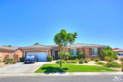 Indio Single Family Home For Sale: 41430 Hoke Court