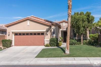 La Quinta Single Family Home For Sale: 61466 Fire Barrel Drive