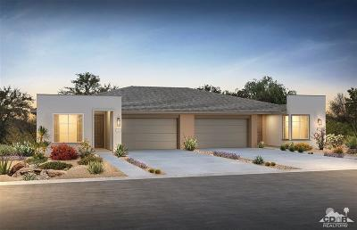 Indio Single Family Home For Sale: 51661 Golden Eagle (Lot 7027) Drive