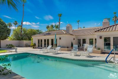 Rancho Mirage Single Family Home For Sale: 1 Boothill Circle