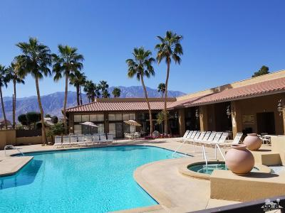 Cathedral City Condo/Townhouse For Sale: 31200 Landau Boulevard #2807