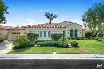 Palm Desert, Indian Wells, La Quinta Single Family Home For Sale: 81195 Muirfield