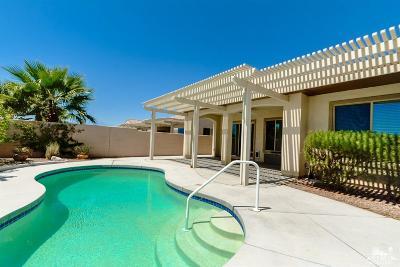 Indio Single Family Home For Sale: 81839 Corte Valdemoro