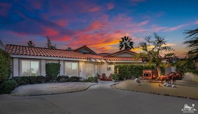 Bermuda Dunes Single Family Home For Sale: 79885 Ciego Drive