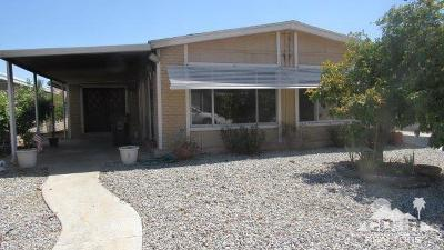 Palm Desert Greens Mobile Home For Sale: 39226 Manzanita Drive