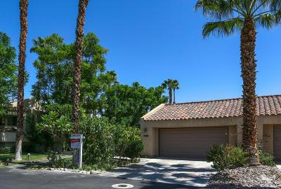 Rancho Mirage Condo/Townhouse For Sale: 6 Mission Court Court