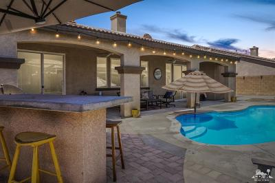 Indio Single Family Home For Sale: 42668 La Danza Court