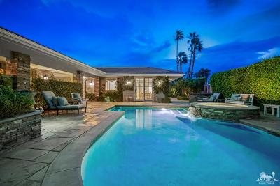 Rancho Mirage Single Family Home Contingent: 27 Johnar Boulevard