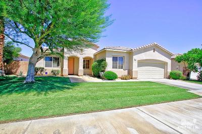 Indio Single Family Home Contingent: 80864 Sunglow Court