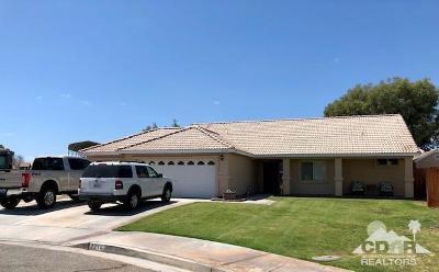 Blythe Single Family Home For Sale: 2214 Sparkling Lagoon