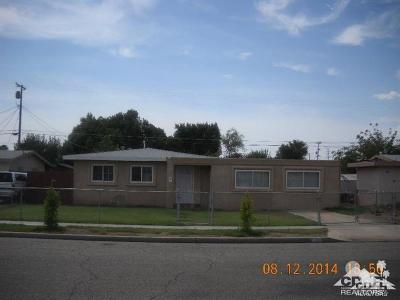 Blythe Single Family Home For Sale: 331 S 6th Street