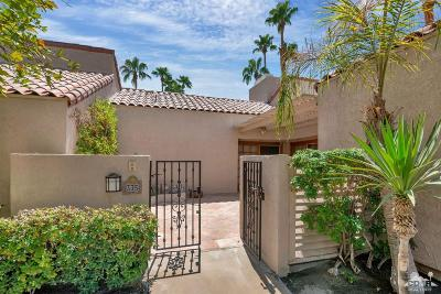 Rancho Mirage Condo/Townhouse For Sale: 335 Forest Hills Drive
