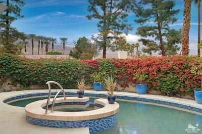 Rancho Mirage Single Family Home For Sale: 9 Creekside Drive