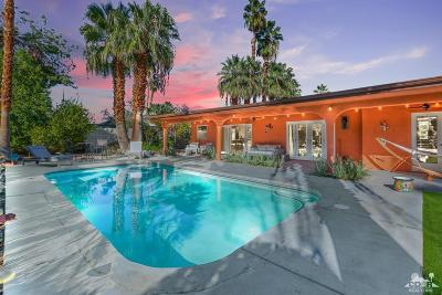 Rancho Mirage Single Family Home For Sale: 71395 Biskra Road