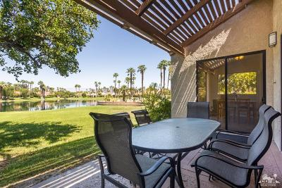 Rancho Mirage Condo/Townhouse Contingent: 10202 Sunningdale Drive
