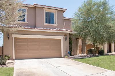 Indio Single Family Home For Sale: 48602 Anastacia Court
