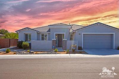 Indio Single Family Home For Sale: 43430 Scollard Court