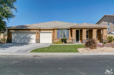 Indio Single Family Home For Sale: 80412 Denton Drive