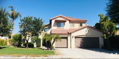 Indio Single Family Home For Sale: 48674 Acropolis Street