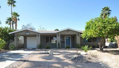 Palm Desert Single Family Home Contingent: 77150 Indiana Avenue
