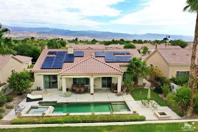 Sun City Shadow Hills Single Family Home Active Under Contract: 80775 Camino San Lucas