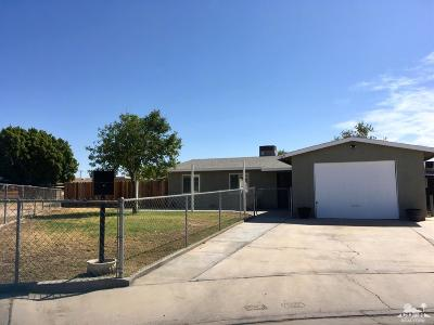 Blythe Single Family Home For Sale: 1317 Bruce Court