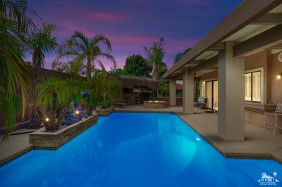 Palm Desert Single Family Home For Sale: 78795 Martinique Drive