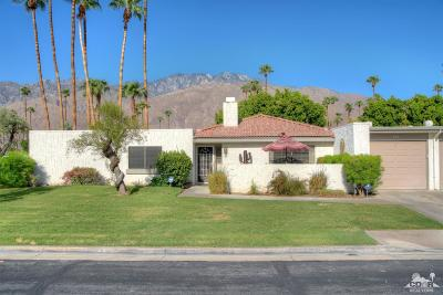 Palm Springs Condo/Townhouse For Sale: 531 N Sunshine Circle
