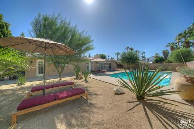 Rancho Mirage Single Family Home For Sale: 36915 Ferber Drive
