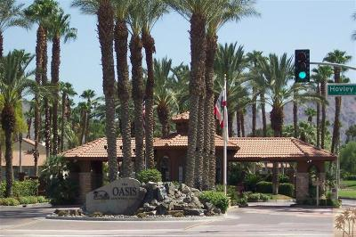 Palm Desert Condo/Townhouse For Sale: 42274 Casbah Way