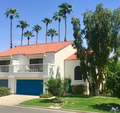 La Quinta Condo/Townhouse For Sale: 76900 Calle Mazatlan
