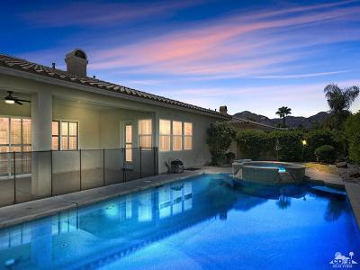 La Quinta Single Family Home For Sale: 44625 Via Venice