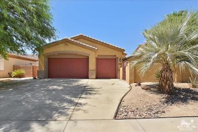 La Quinta Single Family Home For Sale: 44355 Via Coronado