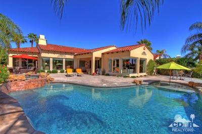 Rancho Mirage Single Family Home For Sale: 109 Royal Saint Georges Way