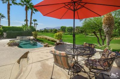 La Quinta Single Family Home For Sale: 80301 Spanish Bay