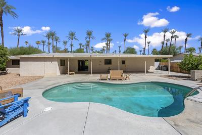 Rancho Mirage Single Family Home For Sale: 70355 Cobb Road