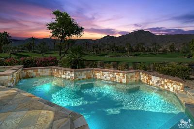 La Quinta Single Family Home For Sale: 81545 Carboneras