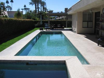 Rancho Mirage Single Family Home For Sale: 44 Mission Palms East
